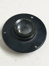 Antique Lens Nover Anastigmat 1:6,3 F=13.5 cm nr. 1039084  - $32.48
