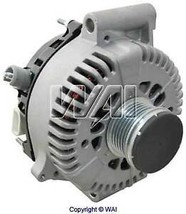 Alternator ( 8512)FITS 2007 Ford FOCUS/ 120 AMP/6-GROOVE Clutch Pulley - $112.20