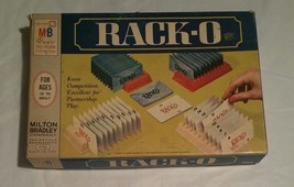 Vintage Rack-O 1961 - used, in new condition - complete game - $13.09