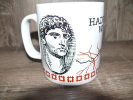 ROMANS coffee MUG Spor Caeser DUNOON Nero Hadrian's Wall Gladiators - $16.99