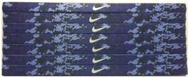 Nike Unisex Running All Sports Blue Sports Design Headband New - $6.50
