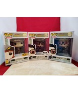 NEW Funko Pop 223 Hawkgirl #223 Hot Topic, Catwoman #225 BAM!, Catwoman ... - $34.99