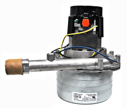 Ametek Lamb 5.7 Inch 6 Stage 120 Volt b/B Tangential Bypass Motor 122097-00 - $376.44