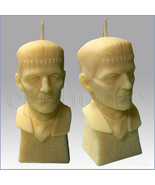 """Natural Beeswax """"3D Frankenstein""""  Candle - $14.85"""