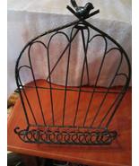bird decorative recipe book stand - $13.00