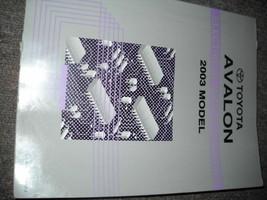 2003 Toyota Avalon Elektrisch Wiring Service Shop Reparatur Manuell Ewd OEM - $13.83