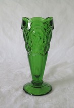 LE Smith, Moon & Star Bud Vase, Greenbriar, No. 6231, c. 1991 - $18.00
