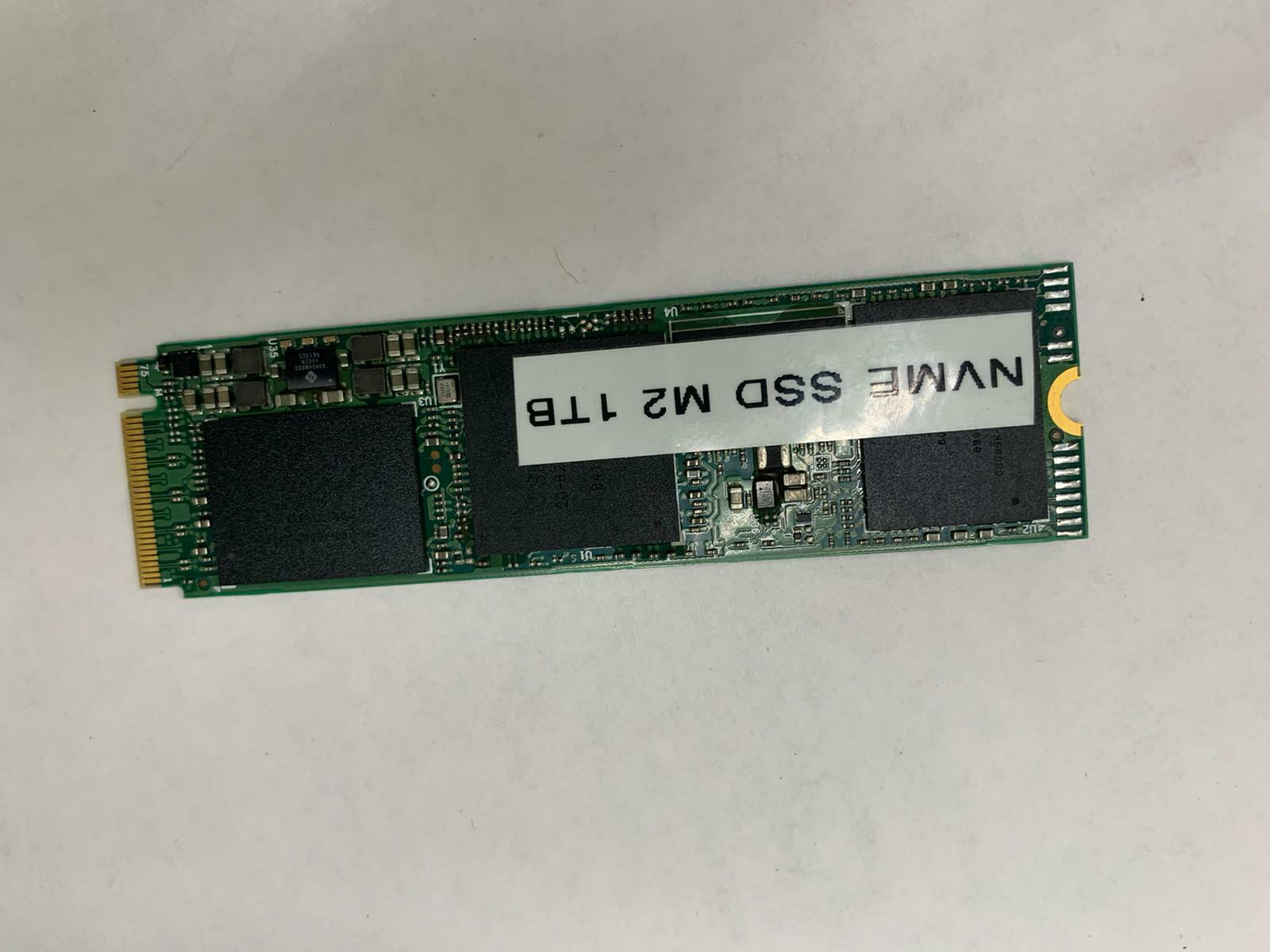 Primary image for NVME SSD M2 1TB NVMe Interface Internal Solid State Drive