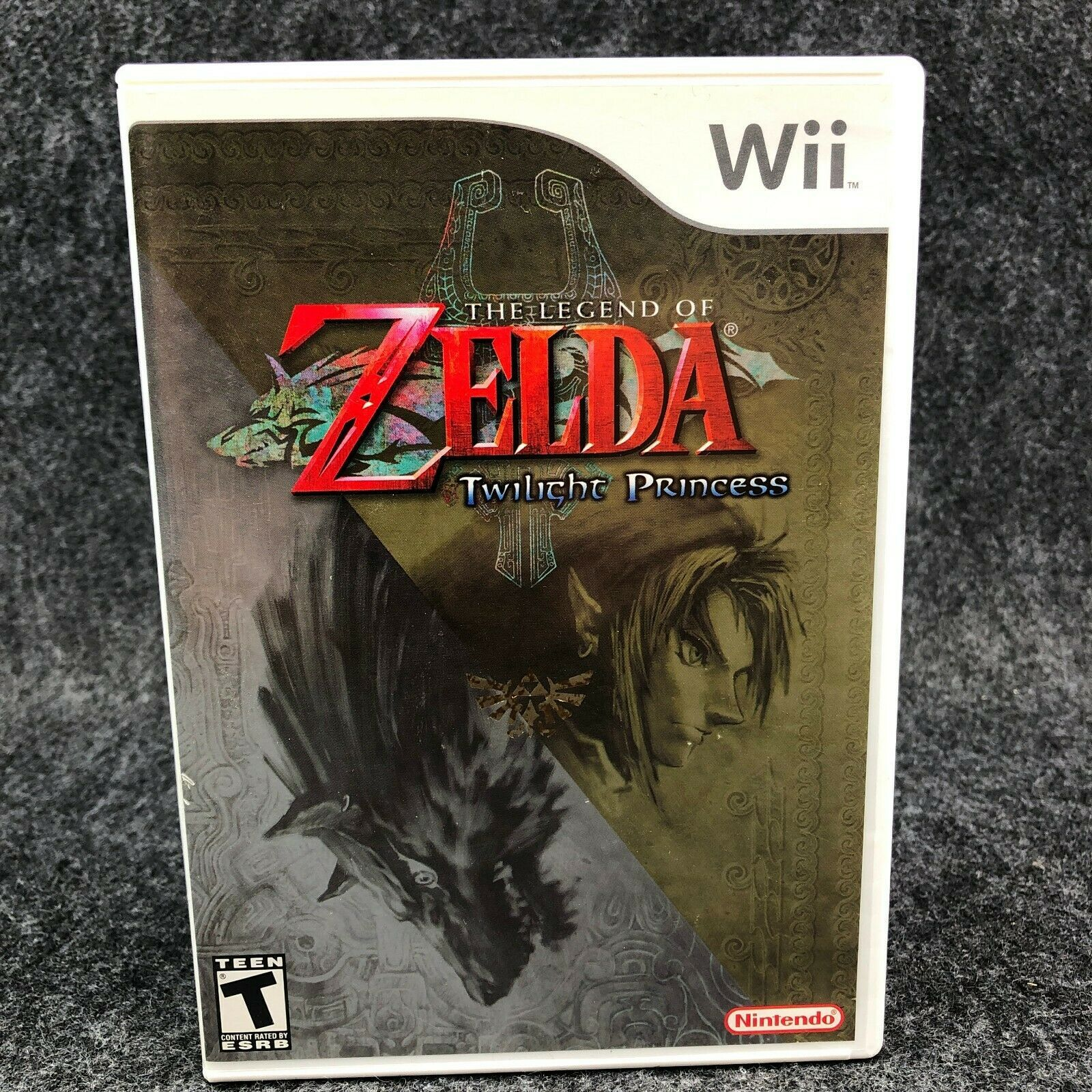 Primary image for The Legend Of Zelda: Twilight Princess Nintendo Wii, Complete CIB Game