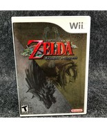 The Legend Of Zelda: Twilight Princess Nintendo Wii, Complete CIB Game - $18.80