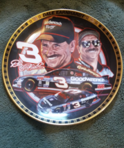 Dale Earnhardt 1995 Hamilton Collection Collector Plate - $10.00