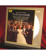 Opera Blowout - 'LA CENERENTOLA' - Laser Disc Box Set-  ABBADO, Von STAD... - $4.95