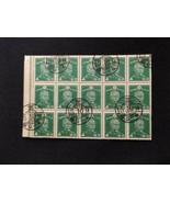 Used Stamps 1St Showa Stamp Heihachiro Togo 4 Sen Platform Gobel There Is - $175.80