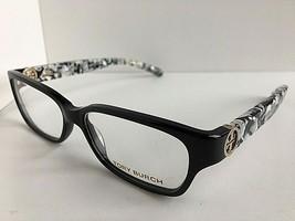 New TORY BURCH TY 2520 5531 53mm Black Cats Eye Rx Women's Eyeglasses Fr... - $89.99