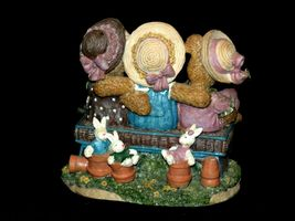 Berry Hill Bears Figurine AA-191985 Collectible Young image 4