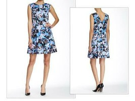 $ 139.00 CeCe by Cynthia Steffe 'Floral Odyssey' A-Line Dress, Floral, S... - $39.25