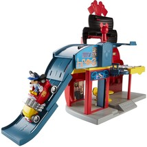Mickey and the Roadster Racers Roadster Racers Garage Boys Playsets Buil... - $29.02