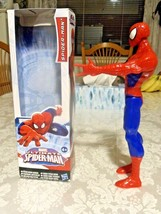 """Marvel Legends  12"""" Spider-Man New In The Box 12 Inch By Hasbro - $19.95"""
