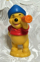 "Disney Winnie The Pooh Pirate Explorer 3.5"" Tall PVC Figure / Cake Topper"