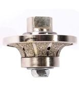 "1/2"" Radius Demi Bullnose Diamond Grinding Shaping Profile Wheel Router ... - $63.35"