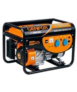 Genfor GF3500CE, 3,500-watt Gasoline Powered Portable Generator with Ele... - $692.95