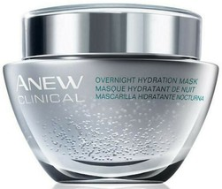 ANEW CLINICAL OVERNIGHT HYDRATION MASK 1.7 OZ 50 g SEALED NEW NIB  - $12.00