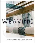 Weaving : Contemporary Makers on the Loom : Treggiden : New Hardcover @# - $23.02