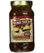 Borden None Such Mincemeat, Classic Original, 27 oz - $12.99