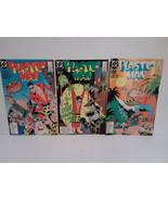 PLASTIC MAN - 1, 2, 3 SET OF BOOKS - FREE SHIPPING! - $18.70
