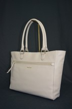 NWT! Cole Haan Antonia EW Leather Tote in Mushroom. Beige/Taupe Color - $189.00