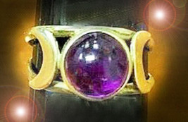 CASSIA4 Haunted Ring Masters Call To Power Extreme Magick Mystical Treasures - $407.77