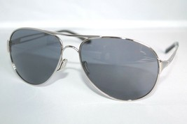 Oakley Caveat Sunglasses OO4054-02 Polished Chrome Frame W/ Grey Gradien... - $65.13