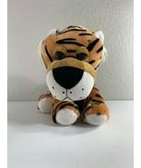 "Kelly Toy Kellytoy Tiger Plush Stuffed Animal 12"" Tall Sitting - $14.85"