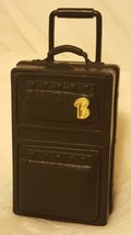 Barbie 1997 Carry-On Luggage- Black -Accessory, pre-owned, kids vintage ... - $24.14