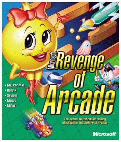 Primary image for Microsoft Revenge of Arcade - PC [Windows 98]