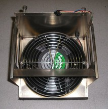 Vintage HP DEC 12-23374-06 70-24440-02 TA600DC 12VDC Axial Fan Assembly - $24.99