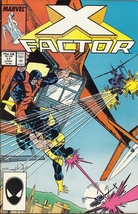 (CB-9) 1987 Marvel Comic Book: X-Factor #17 - $4.00