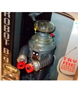 ✰ LOST IN SPACE THE CLASSIC SERIES ELECTRONIC ROBOT B-9 1997 TRENDMASTERS - $59.99