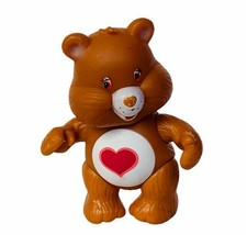 Care Bears 1984 toy action figure AGC vtg doll collectible tenderheart heart CB2 - $19.25