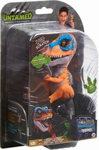 Untamed T-Rex by Fingerlings – Scratch (Orange) - Interactive Collectible Dinosa - $19.99