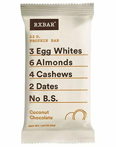 Single Rx Bars Your Favorite Flavors available to Mix & Match (Coconut Chocolate