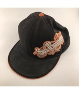 New Era San Francisco Giants Fitted Wool Cap Size 7 1/8 - $19.79