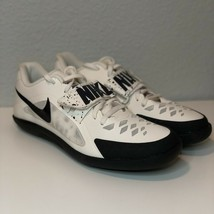 Nike Zoom Rotational Track Throwing Shot Put Discus Shoes 685131-001 Mens 9.5 - $42.00