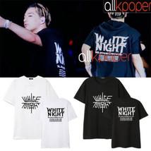 KPOP Bigbang Tshirt NIGHT Concert Dong Young-Bae Tshirt G-Dragon Tee GD ... - $12.98