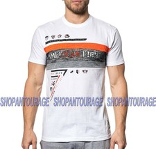 American Fighter Colburn FM7683 New Men`s Sport Graphic T-shirt By Affliction - $38.27