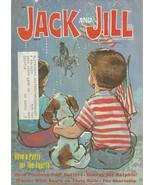 Jack and Jill Magazine June July 1974 Fourth of July Beagle - $8.90
