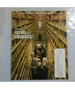 Harvard Magazine May 2010 Future for Libraries Networked World S2 - $39.99