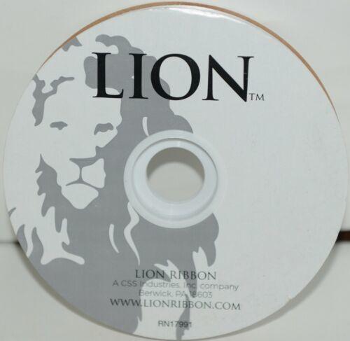 Lion RN17991 Sea Maid White Acetate Ribbon 100 Yard Spool