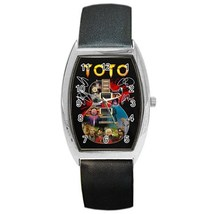 Barrel Style Metal Unisex Watch Highest Quality American Rock Band Toto - $23.99