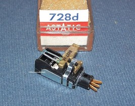 ASTATIC 728d CARTRIDGE NEEDLE for Electro-Voice EV 229D Admiral V-M image 1
